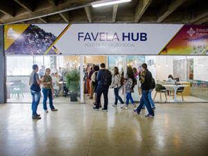 Novo coworking do Favela Hub começa incubação de negócios