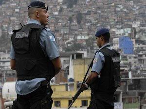 VRB ajuda a reduzir a vitimização policial no RJ